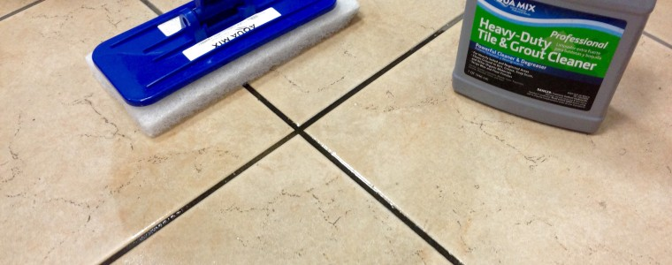 Heavy Duty Tile Cleaners